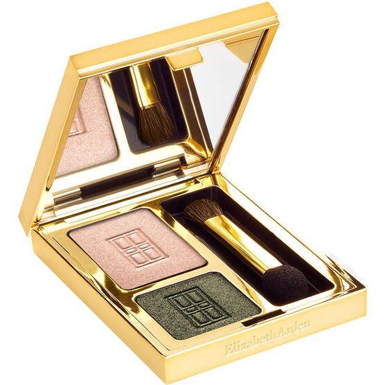 Elizabeth Arden Beautiful Color Eye Shadow Duo - Classic Khaki