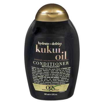 OGX Kukui Oil Conditioner - 385ml
