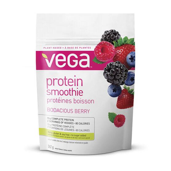 Vega Protein Smoothie - Bodacious Berry - 262g