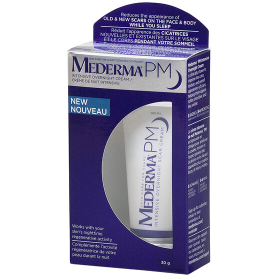 Mederma PM Intensive Overnight Scar Cream - 30g