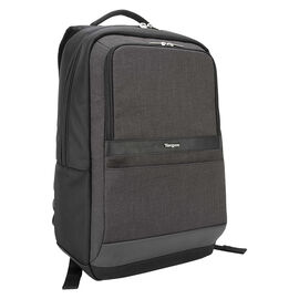 Targus CitySmart Essential Laptop Backpack - 15.6 Inch - Black - TSB893CA