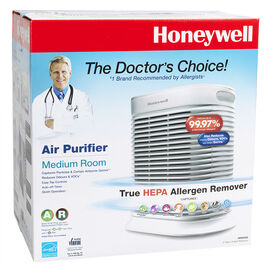 Honeywell Hepa Air Purifier - HPA104C