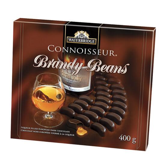 Connoisseur Brandy Beans - 400g