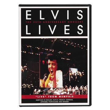Elton Lives: The 25th Anniversary Concert - DVD