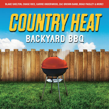 Various Artists - Country Heat Backyard BBQ - CD