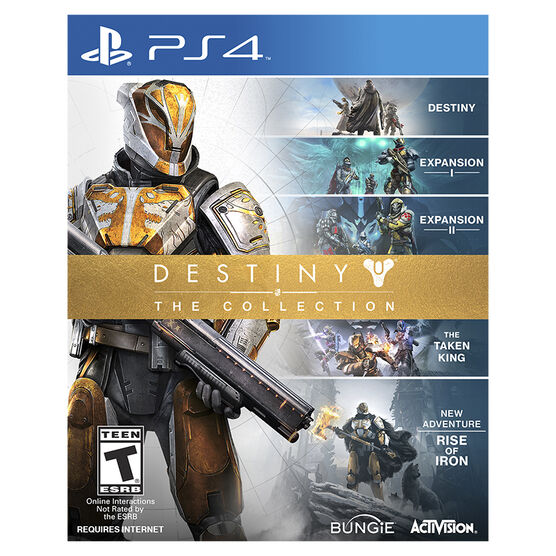 PS4 Destiny: The Collection (English Only)
