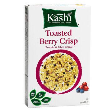 Kashi Toasted Berry Crisp - 400g
