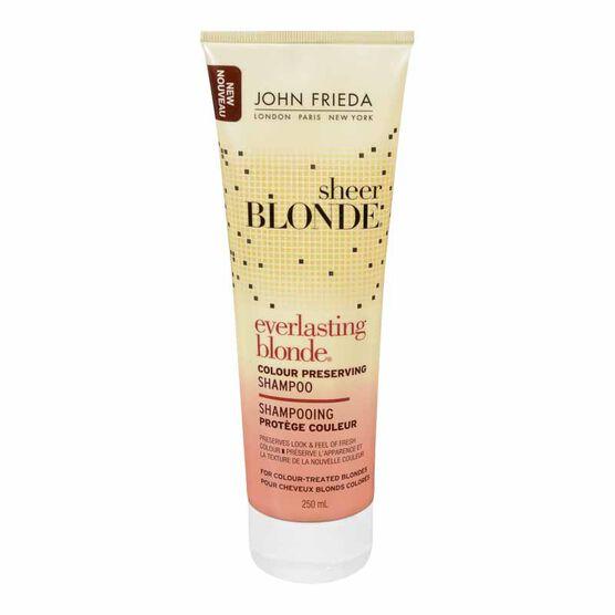 John Frieda Sheer Blonde Everlasting Blonde Colour Preserving Shampoo - 250ml