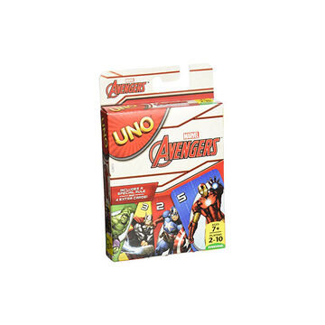 UNO Card Game - Avengers