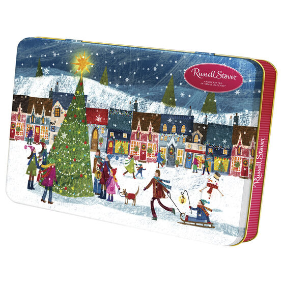 Russell Stover Big Holiday Tin - 468g