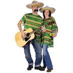 Halloween Mexican Sarape Costume