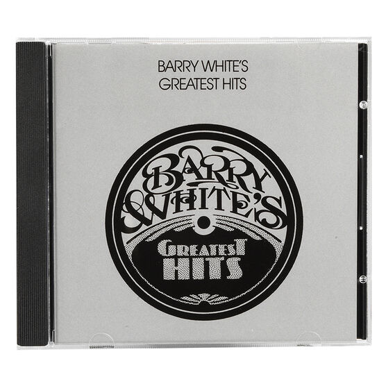 Barry White - Greatest Hits - CD