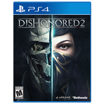PRE-ORDER: PS4 Dishonored 2