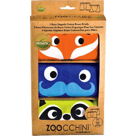 Zoocchini Organic Underwear - Boys 4T/5T - Enchanted Forest - ZOO138