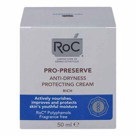 RoC Pro-Preserve Anti-Dryness Protecting Cream - Rich - 50ml