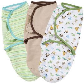 Summer Infant Swaddle Me - 3 pack
