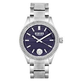 Versace Versus Bayside Ladies Watch - Silver/Blue - SOJ120016