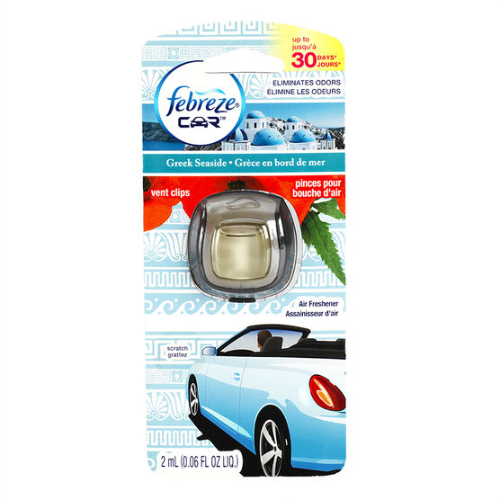 Febreze Auto Effects - Greek Seaside - 2ml