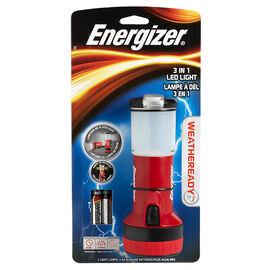 Energizer 3-in-1 LED Flashlight -  WRTWL41E