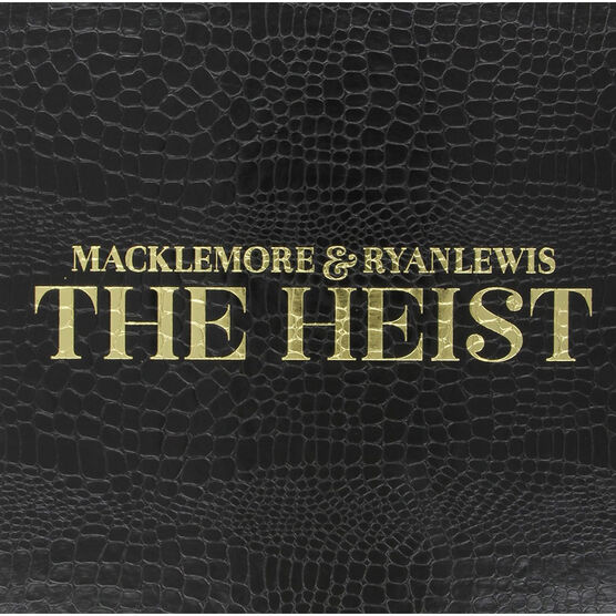 Macklemore and Ryan Lewis - The Heist (Deluxe Box Set) - 2 LP Vinyl