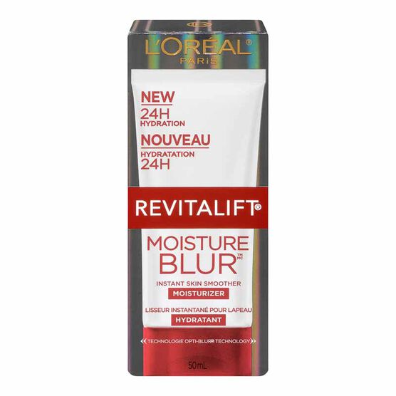 L'Oreal Revitalift Moisture Blur Instant Skin Smoother - 50ml