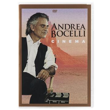 Andrea Bocelli: Cinema - DVD