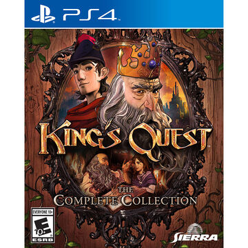 PS4 King's Quest: The Complete Collection