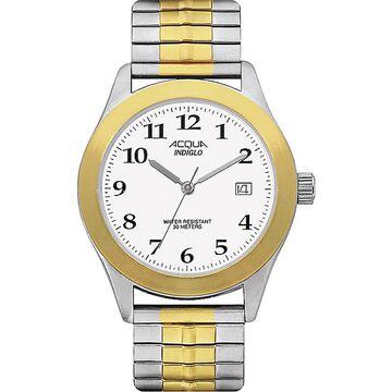 Timex Acqua Men's Quartz Analogue Watch - Gold/Silver - 64041