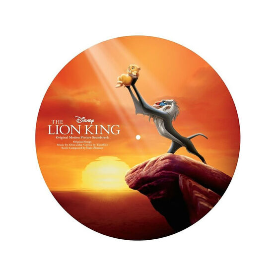 Soundtrack - The Lion King - Picture Disc - Vinyl