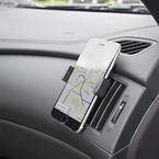 S-Line Vent Frame Slim Smartphone Car Mount - Black - SL79141