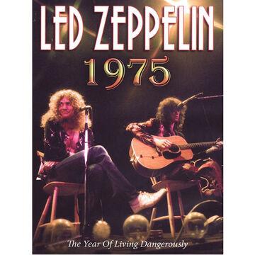 Led Zepplin: 1975 The Year Of Living Dangerously - DVD