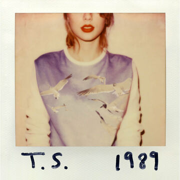 Swift, Taylor - 1989 - 2LP Vinyl