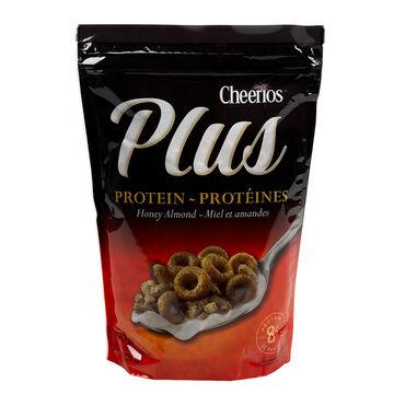 Cheerios Plus Protein - Honey Almond - 290g