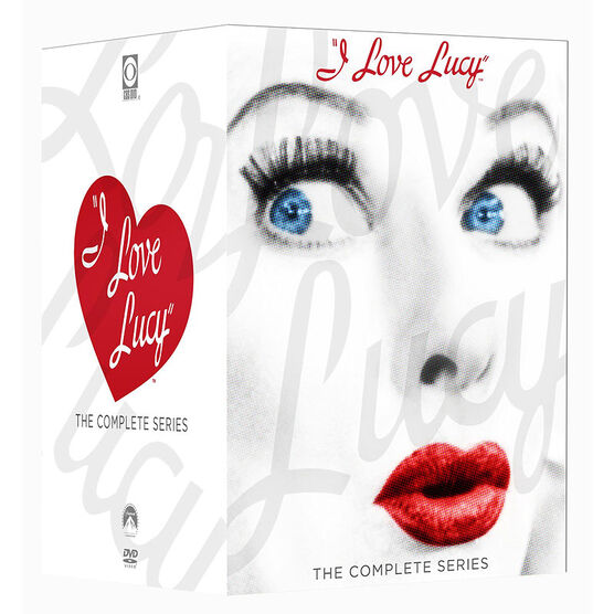 I Love Lucy: The Complete Series - DVD