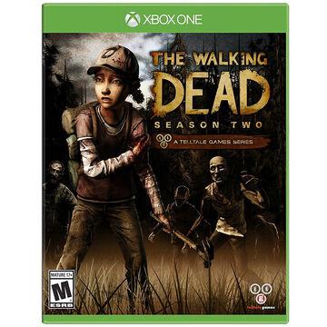 Xbox One The Walking Dead Season Two