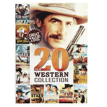20-Film Western Collection Volume 3 - DVD