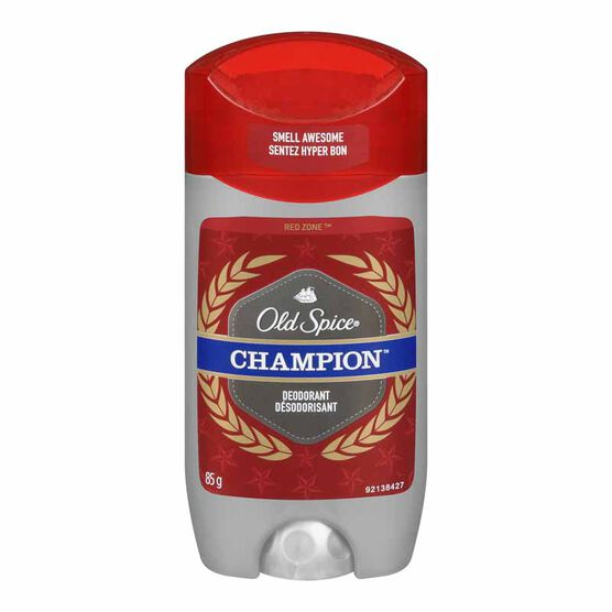 Old Spice Red Zone Deodorant - Champion - 85g