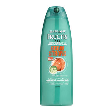 Garnier Fructis Grow Strong Shampoo - 384ml