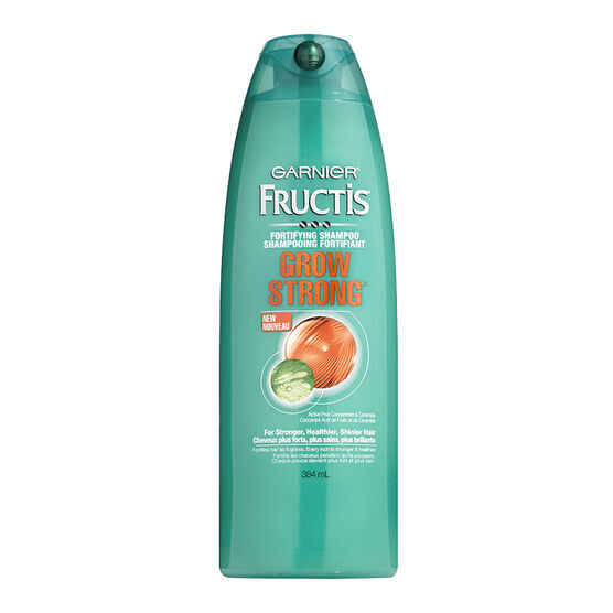 Garnier Fructis Grow Strong Shampoo - 384ml