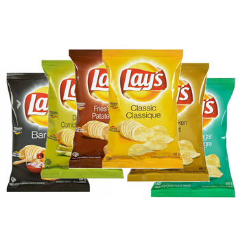 Lays Potato Chips - Original - 66g