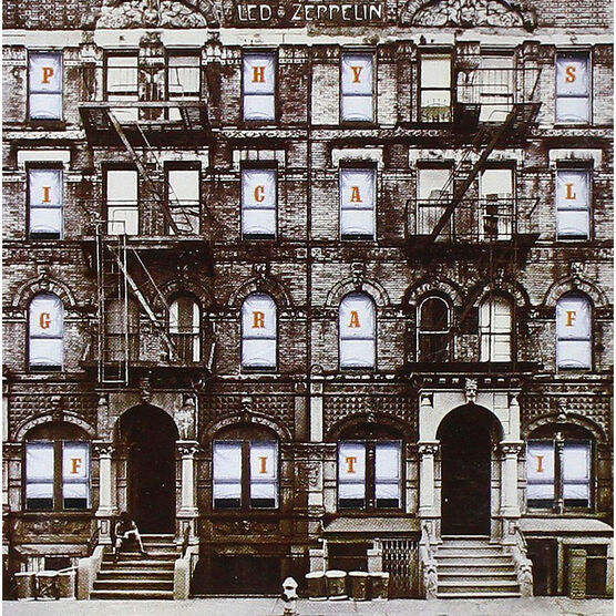 Led Zeppelin - Physical Graffiti Remastered - 2 CD