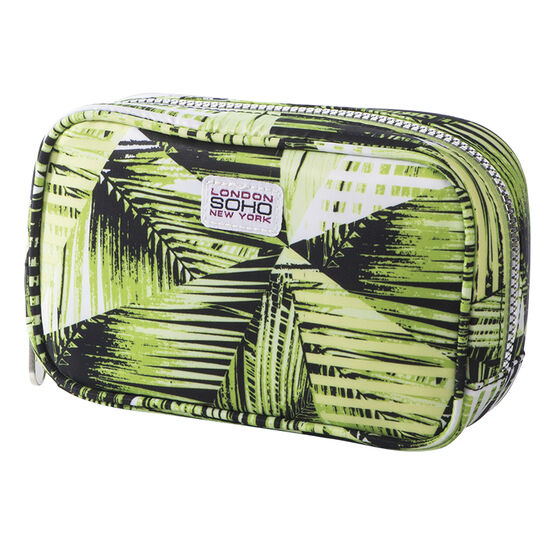 Soho Havana Shadow Organizer - Green and Black - 65F2987VOLDC