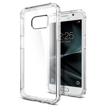 Spigen Liquid Crystal Case for Galaxy S7 - Clear Crystal - SGP555CS20011