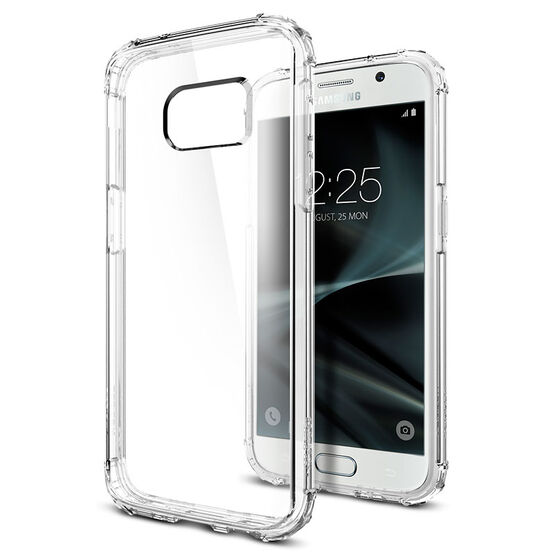 Spigen Liquid Crystal Case for Galaxy S7 - Clear Crystal - SGP555CS20011
