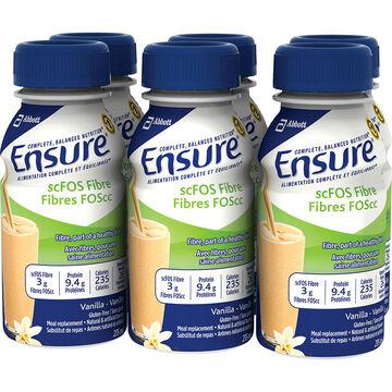 Ensure Prebiotics - Vanilla - 6 x 235ml