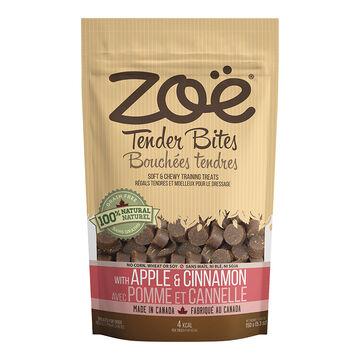 Zoe Tender Bites Dog Treats - Apple Cinnamon - 150g