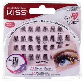 Kiss Everezlashes Trio - Medium