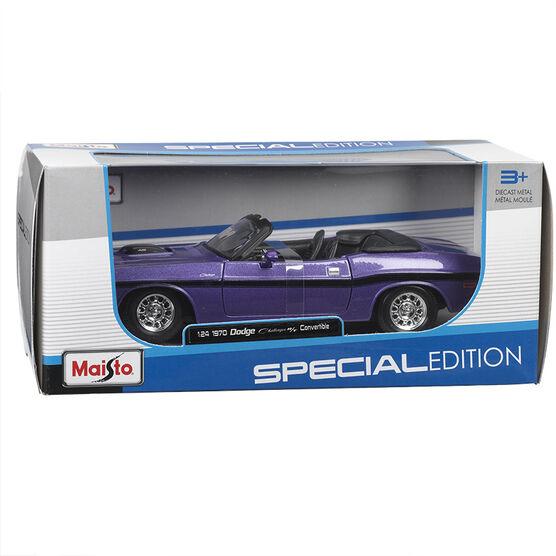 Maisto 1970 Dodge Challenger