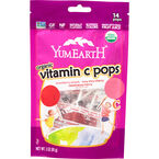 Yum Earth Organics - Vitamin C Pops - 85g