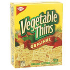 Christie Vegetable Thins Original - 200g